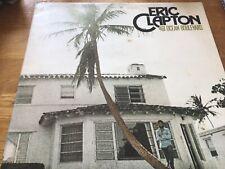 "Eric Clapton - 461 Ocean Boulevard 12"" LP RSO Records EX"