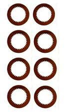 Steering Clutch Disc Set Fits John Deere Crawler 420 430 440 (Fiber Replacement)