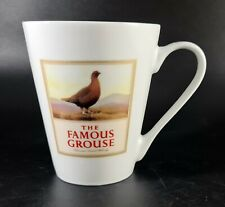 The Famous Grouse Blended Scotch Whiskey Hot Toddy Ceramic Mug Limited Addition