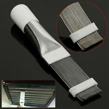 Air Conditioner Fin Repair Tool Coil Comb A/C HVAC Condenser Radiator Universal