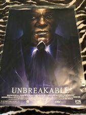 Robert Bruno - Unbreakable Print Poster, Nt Mondo Cyclops, Bruce Willis