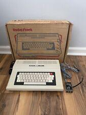 Radio Shack Tandy TRS-80 Color Computer 2 Machine Model 26-3027 16k