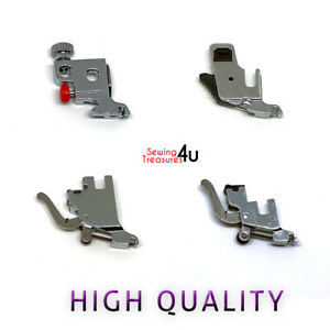 Sewing Machine Clip On Snap on FOOT HOLDER BRACKET Low Shank & High Shank