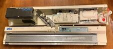 """Brother Electroknit KH-940 Knitting Machine Plus Brother FB100 3.5"""" Floppy Drive"""