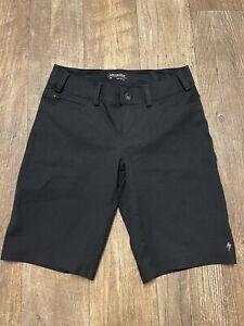 Specialized Shorts Men's Cycling Mountain Bike Shorts Size 30 Black Free Ship 📦