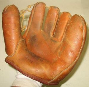 VTG. MACGREGOR CURT SIMMONS #G118 RIGHT HAND THROW BASEBALL GLOVE
