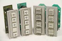 GVG Grass Valley PVW Select Panel 065230-00 045230-00 065414 Video Editing LOT