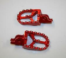 REPOSES PIEDS MOTO CROSS DIRT BIKE HONDA CR CRF 125 250 450 2002 A 2014