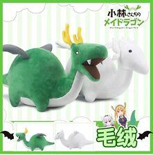 NEW Miss Kobayashi's Dragon Maid Cosplay Dragon Plush Doll Toy Stuffed Animal