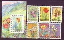 UZBEKISTAN.1993/Flowers.. 6v+MS/mint-never-hinged.