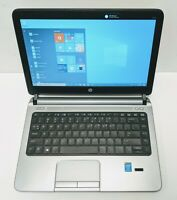 HP ProBook 430 G1 Laptop i5-4200U@1.60GHz 8GB 500GB HDD Windows 10 pro