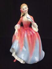 "Royal Doulton Figurine Nicola Signed Michael Doulton HN 2804 Peggy Davies 7"""