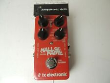 TC Electronics Hall of Fame HOF Reverb Effects Pedal Full Size Free USA Ship