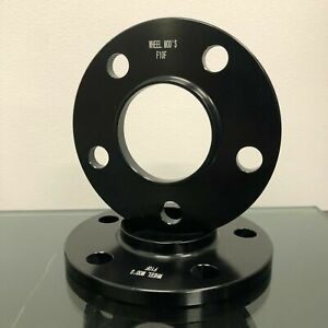 FORD FALCON FG FORGED 10mm Wheel Spacers One Pair  black anodized MADE IN AUS