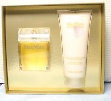 MAXMARA 2 Pc Set (2.4oz EDP+6.9oz Body Cream) With Cotton Extract {Immaculate}