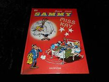 Berck / Cauvin : Sammy 21 : Miss Kay EO Dupuis 1986