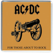 ACDC  Iconic Album Cover coaster
