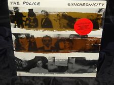The Police Synchronicity Sealed Vinyl Record Lp USA 1983 Orig Gold/Silver/Bronze
