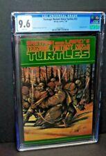 TEENAGE MUTANT NINJA TURTLES #31 1990 Mirage Comics CGC 9.6 NM+