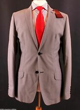 Holland Esquire Hand Customised Cotton Suit & FREE SUIT CARRIER New + Tags NEW