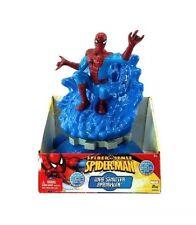 SPIDER-MAN WEB SHOOTER WATER SPRINKLER TOY IMPERIAL LAWN SPRINKLER NEW!
