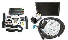 Gearhead Mini A/C AC Heat Defrost Air Conditioning Kit w Fittings & Compressor