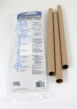 Estes BT-50 Model Rocket Body Tubes (3)