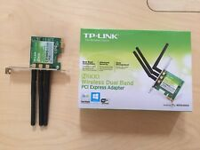 TP-link n900 Wireless Dual Band PCI Express Adapter - Wifi Card