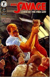 Doc Savage: Curse of the Fire God #2 (Dark Horse Comics, 1995) - CS4477