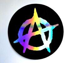 "Anarchy Punk Rebel 3.5"" Sticker Decal Car 3D Bike Guitar vinyl laptop skateboard"
