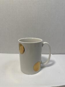 Kate Spade New York by Lenox Everdone Lane Large Gold Dots Mug Cup