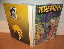 E.O. Jérémiah de HERMANN N°1 TBE La nuit des rapaces