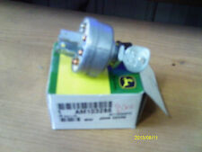 JOHN DEERE 300 312 314 316 KEY IGNITION SWITCH AM103286 NEW PARTS GARDEN TRACTOR