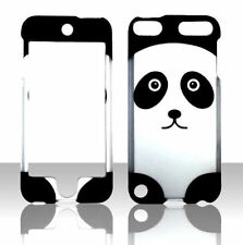 Silver Panda For Apple iPod Touch 6 6th Gen  Case Cover SD