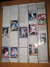 1996 LEAF & LEAF PREFERRED Baseball Base & Inserts Large Lot approxim 720 Cards