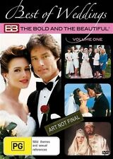 The Bold And The Beautiful - Best Of The Weddings : Vol 1 (DVD, 2014)