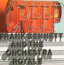 FRANK BENNETT CD 1996 Card Sleeve CD - radiohead CREEP