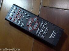 Original Panasonic Audio System Remote Control N2QAGB000025
