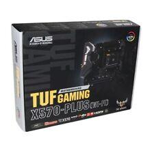 ASUS TUF Gaming X570-PLUS Wi-Fi (Dual M.2 PCIe 4.0) AMD AM4 ATX Motherboard NEW