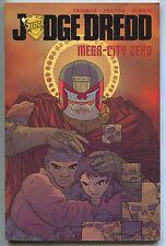 Judge Dredd Mega-City Zero 3 TPB IDW 2017 NM 9 10 11 12 New 2000 AD