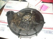 Craftsman 316.79401 32cc 4cy fan and housing     blower part only Bin 396