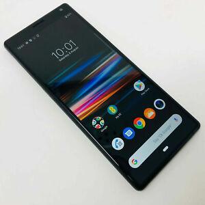 Sony Xperia 10 - 64GB (EE) Black  (Single SIM) Very Good condition