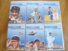 LOT DVD Coffret Fernandel RENE CHATEAU Vie à deux Berlingot chômeur Clochemerle