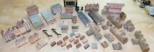 N Gauge Buildings Railway trains model layout job lot Graham Farish Train Depot