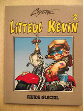 LITTEUL KEVIN Tome 2 EDITION COYOTE FLUIDE GLACIAL