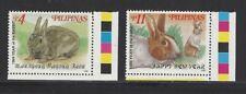 Philippines 1998 (1999) 兔年 Lunar China New Year RABBIT  Zodiac stamp