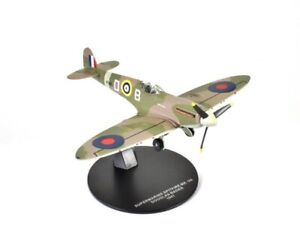 Atlas Editions Aircraft JR09 Supermarine Spitfire Mk.Va Douglas Bader WWII