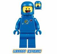 LEGO Minifigure - Benny - Lego Movie Classic Blue Spaceman tlm107 FREE POST