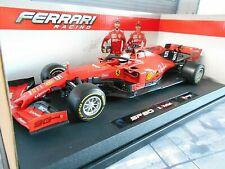F1 FERRARI SF9 SF 90 Scuderia 2019 Formel 1 #5 Vettel Ray Ban Shell Bburago 1:18