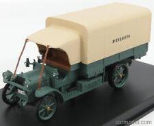 Rio-models 4566 scala 1/43 fiat 18bl truck esercito italiano 1918 green cream